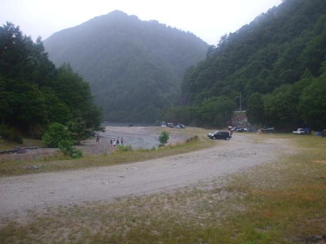 矢筈ダムキャンプ場