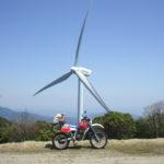 青山高原 風車