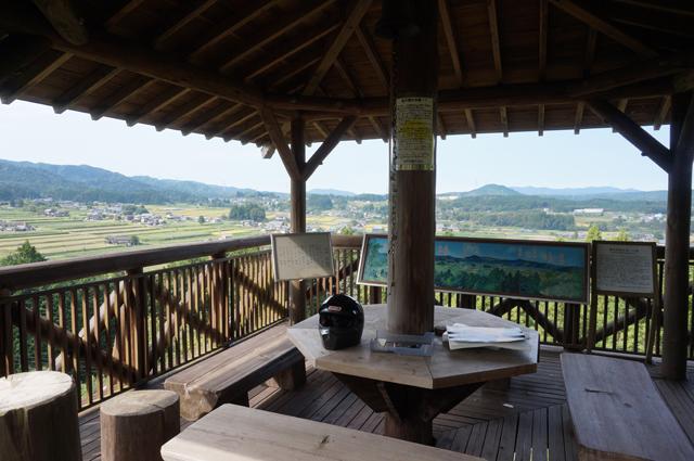 農村景観日本一の景色