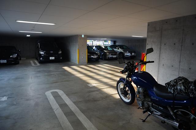 アパホテル 軽井沢駅前 駐車場
